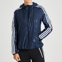 adidas阿迪达斯女子外套夹克连帽休闲运动服DM5316