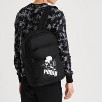 PUMA彪马运动包冬季新款男包女包学生书包电脑包旅行背包双肩包电脑包075982
