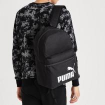 PUMA彪马运动包冬季新款男包女包学生书包旅行背包双肩包电脑包075487