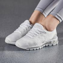 ASICS亞瑟士女子跑步鞋GEL-QUANTUM 360 KNIT 2運動鞋T890N-100
