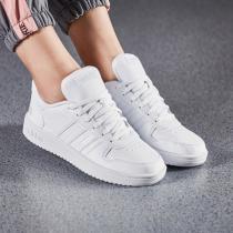 adidas阿迪達斯NEO女運動休閑板鞋B42096