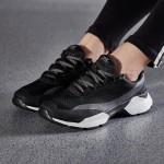 Skechers斯凱奇女鞋跑步鞋復古時尚透氣網面運動鞋15490