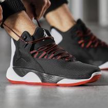NIKE耐克男鞋篮球鞋秋季新款JORDAN系带中帮运动鞋AR0038