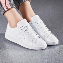 adidas阿迪达斯NEO女子板鞋小白鞋休闲运动鞋DB0893