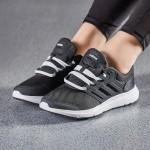 adidas阿迪達斯女子跑步鞋網面休閑運動鞋CP8833