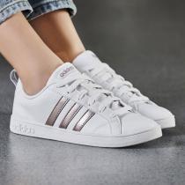 adidas阿迪达斯女子板鞋低帮休闲运动鞋AW3865