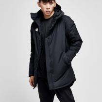 adidas阿迪达斯男子棉服保暖防风休闲运动服BQ6594