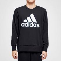 adidas阿迪达斯男子卫衣套头圆领休闲运动服CD6275