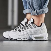 NIKE耐克女鞋休闲鞋AIR MAX气垫拼接跑步运动鞋307960