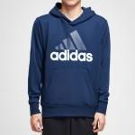 adidas阿迪达斯男装卫衣运动服B45730