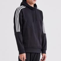 adidas阿迪達斯三葉草男運動休閑衛衣DP8560