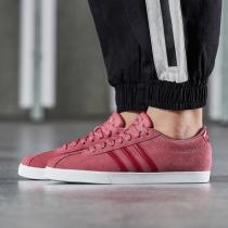 adidas女鞋板鞋网球复古文化休闲运动鞋B44618