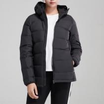 adidas女裝服羽絨服戶外保暖外套夾克休閑運動服BQ1935