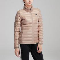 adidas女装服羽绒服户外保暖外套夹克休闲运动服CY8742