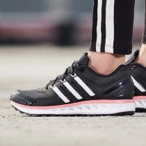 adidas阿迪達斯女子跑步鞋輕便休閑運動鞋CP9643