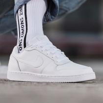 NIKE耐克男鞋板鞋黑白輕便低幫系帶運動休閑鞋AQ1775