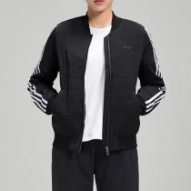 adidas阿迪达斯NEO女装运动休闲棉服DM4439