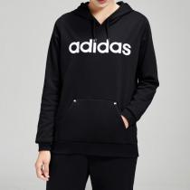 adidas阿迪達斯女裝運動休閑連帽衛衣DM2048