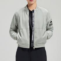 adidas女服外套夾克飛行服休閑運動服DT2399