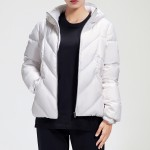 adidas阿迪达斯NEO女装运动休闲夹克外套DU2359