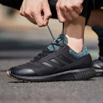 adidas男鞋跑步鞋保暖休閑運動鞋BB7698