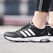 adidas女鞋跑步鞋MARATHON 10休閑運動鞋AC8594
