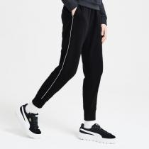 PUMA彪马女裤秋冬新款收口休闲裤针织长裤运动裤855106