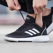 adidas男鞋網球鞋網球訓練實戰運動鞋F36717