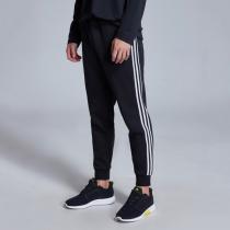 adidas男服運動長褲收口休閑運動服DW4647