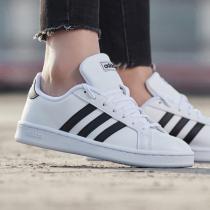 adidas阿迪达斯NEO女鞋小白鞋板鞋休闲鞋运动鞋F36483