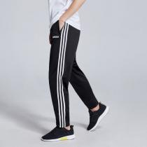 adidas男服运动长裤2019新款三条纹休闲运动服DQ3090