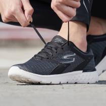 斯凯奇男鞋跑步鞋春季新款GO RUN系带低帮轻便运动鞋55293