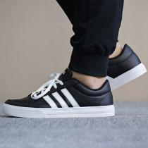 adidas阿迪達斯男子板鞋低幫休閑運動鞋BC0131
