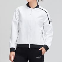adidas女服外套夾克ZNE休閑運動服DW5726