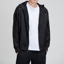 NIKE耐克男外套2019春季新款連帽套頭機織風衣休閑運動服AR2192