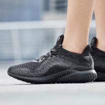 adidas阿迪達斯女子跑步鞋ALPHABOUNCE休閑運動鞋AC6918