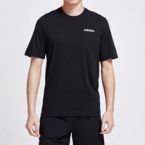adidas男服短袖T恤休闲运动服DU0367