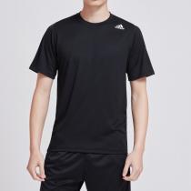 adidas男服短袖T恤綜合訓練跑步運動服DW9825