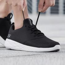 Skechers斯凯奇男鞋跑步鞋2019新款GO RUN系带低帮运动鞋55076