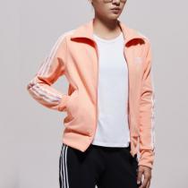 adidas阿迪達斯三葉草女裝運動服跑步外套休閑夾克DV2564
