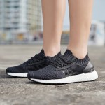 adidas阿迪达斯女子跑步鞋2018新款ULTRABOOST X休闲运动鞋BB6162