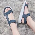 斯凯奇男鞋凉拖鞋轻质透气轻便舒适休闲沙滩运动鞋55366