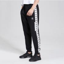 阿迪达斯adidas三叶草男运动休闲针织长裤DX4234