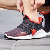 阿迪达斯男鞋休闲鞋ALPHABOUNCE阿尔法跑步运动鞋D97313