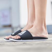 阿迪達斯女拖鞋ADILETTE COMFORT游泳沙灘浴室涼拖CG3427