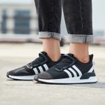 Adidas阿迪达斯三叶草男鞋低帮运动鞋休闲鞋跑步鞋G27639
