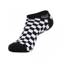 VANS范斯男襪棋盤格黑白色格紋短襪VN0001O1705
