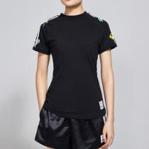 adidas阿迪达斯NEO女装Pokémon皮卡丘联名短袖T恤FM0316