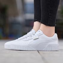PUMA彪马冬季新款女鞋Cali小白鞋厚底休闲鞋板鞋运动鞋369155