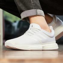 阿迪達斯男鞋網球鞋BOOST網球運動鞋EF2071
